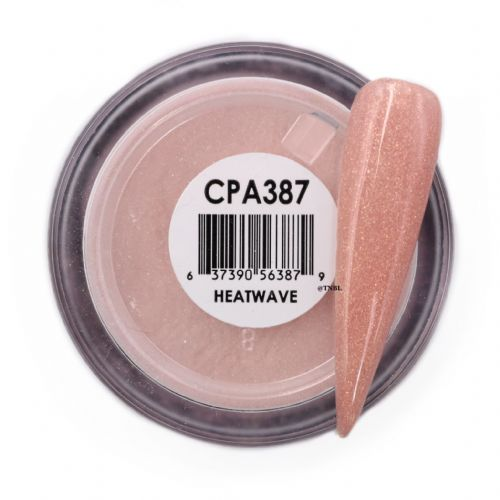 GLAM AND GLITS COLOR POP ACRYLIC - CPA387 HEATWAVE